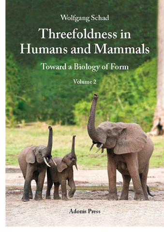 Threefoldness Humans and Mammals Waldorf Publications