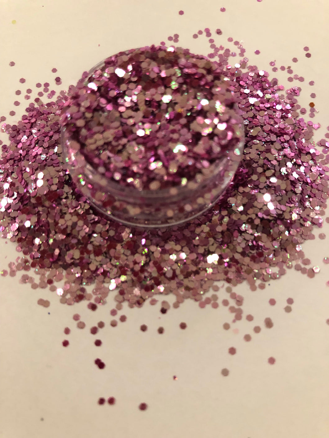 Golden Rose Color shifting Glitter
