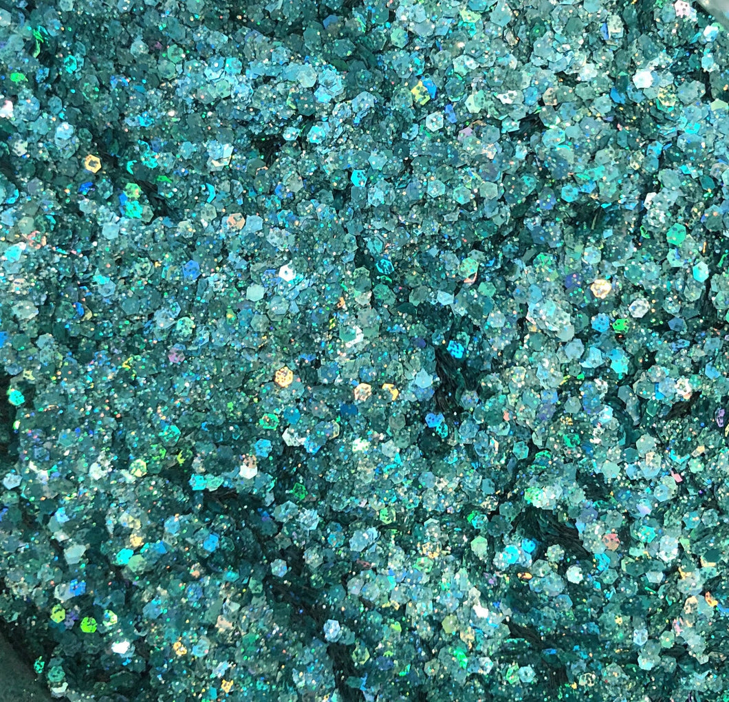Belize Chunky Mix Glitter