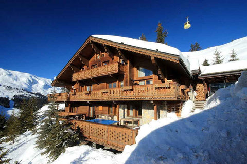 Meribel Luxury Ski Chalets