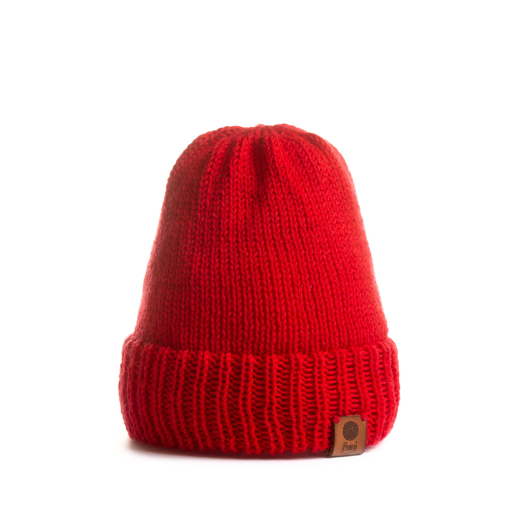 Fisherman beanie like the life aquatic merino