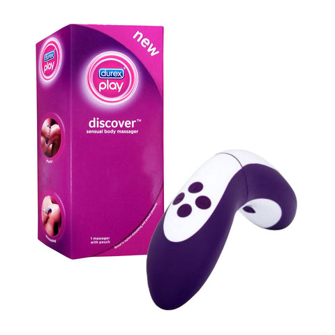 Durex Play Discover Body Massager