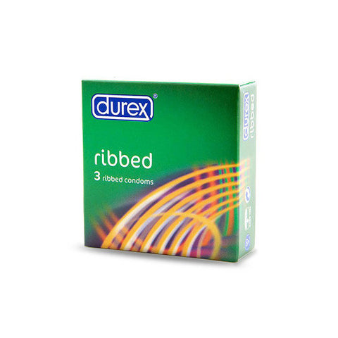 Buy Durex Ribbed condoms. Ribbed condoms with sleeker fit In Pakistan