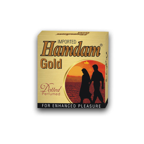 Buy Hamdam Gold Flavored Dotted In Pakistan
