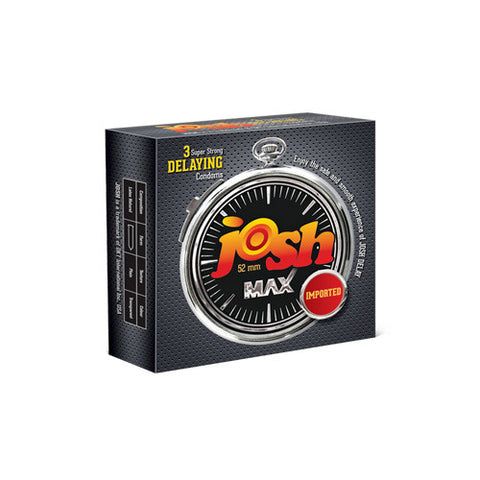 Buy Josh Max Condoms In Pakistan
