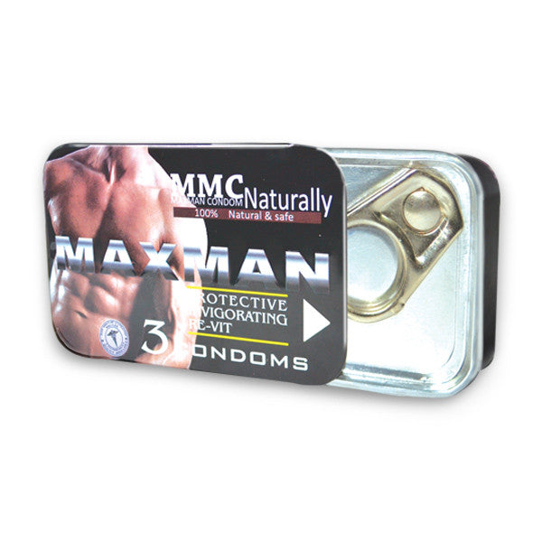 Buy Maxman Condoms In Pakistan