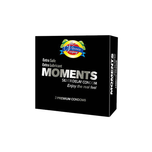 Moments - Silver