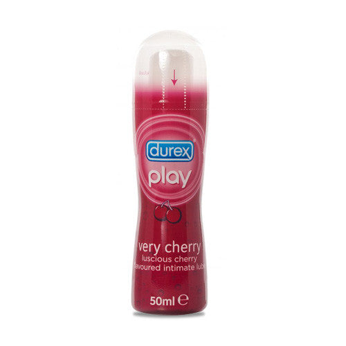 Buy Durex Play Cherry Flavored Personal Lubricant. Flavored lube.Online In Pakistan