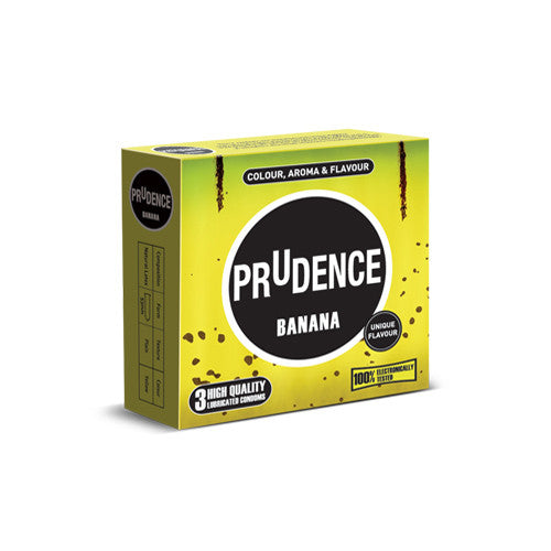 Buy Prudence Banana Condoms In Pakistan