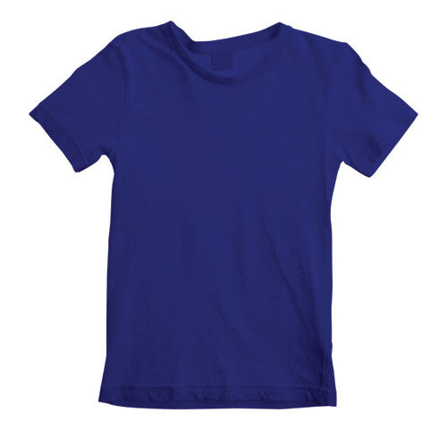 Plain Blue T-Shirt