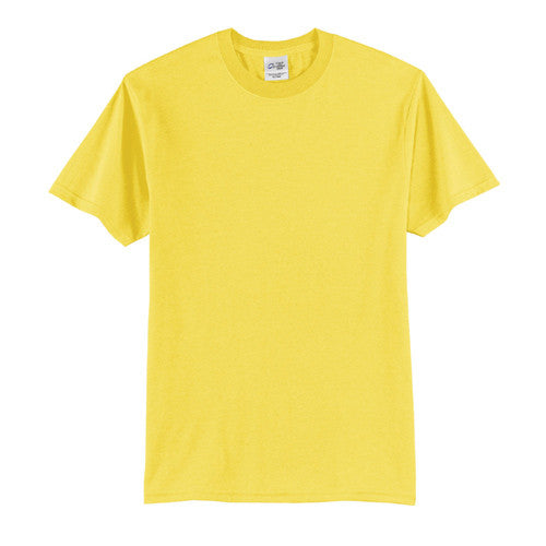 Plain Yellow T-Shirt