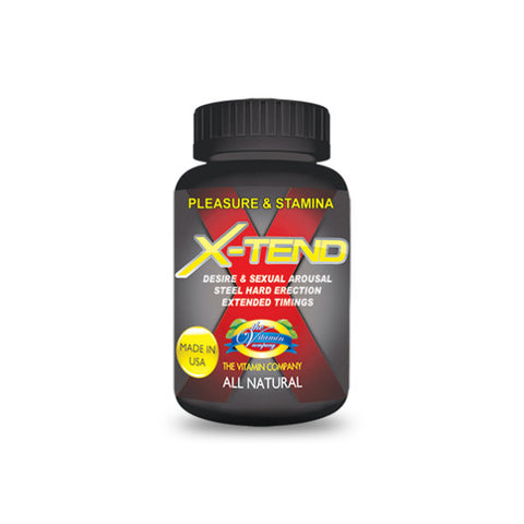 Buy X-Tend dietary supplement for men onoline on CondomShop.pk