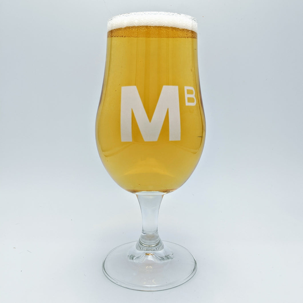 12 oz Tulip Glass