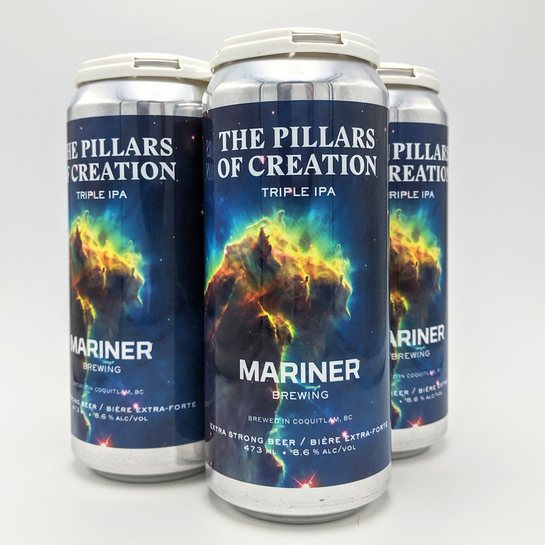 The Pillars of Creation Triple IPA