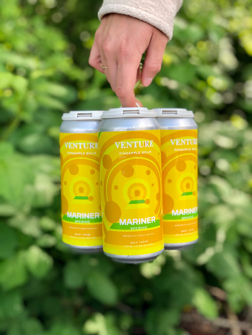 Venture Pineapple Sour