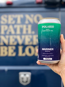 750ml Polaris Northeast IPA Crowler