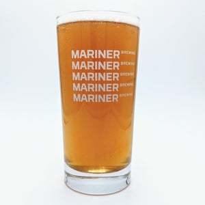 12 oz Pint Glass