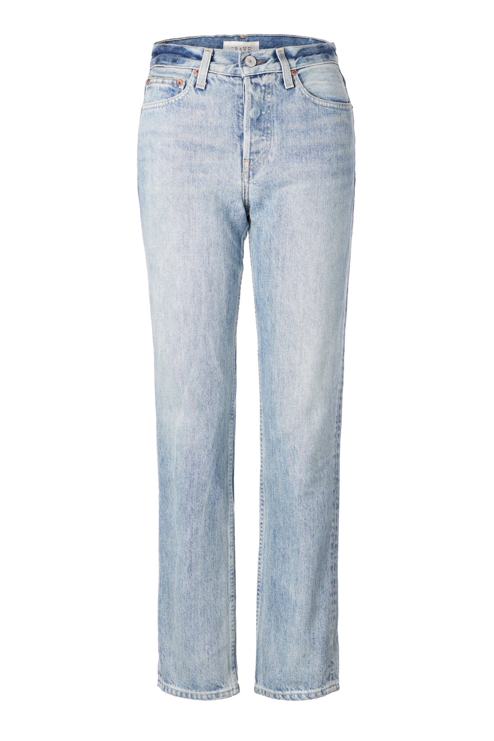 SLIM  FIT DENIM CONSTANCE - SLOW RIDE -TRAVE