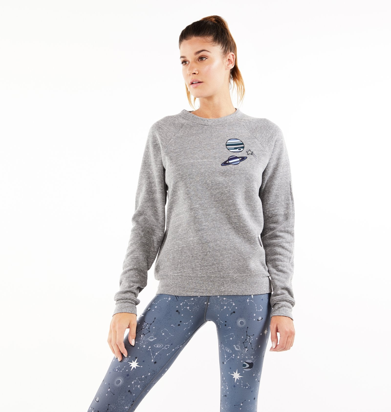 ULTRACOR - BOYFRIEND GALAXY SWEATSHIRT