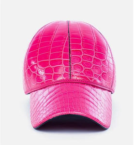 ZAMBEZI GRACE - Baseball Cap - Cherry