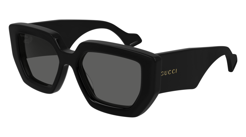 GUCCI-GG0630S-002 55 Sunglass WOMAN ACETATE