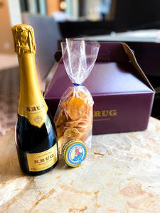 Lounge In Luxury with Krug and Caviar