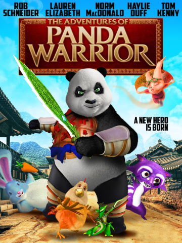The Adventure of Panda Warrior