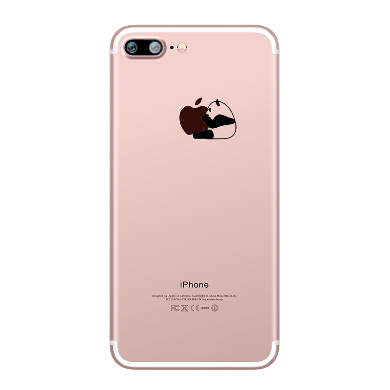 Coque iPhone 6 Plus Panda Petit Panda