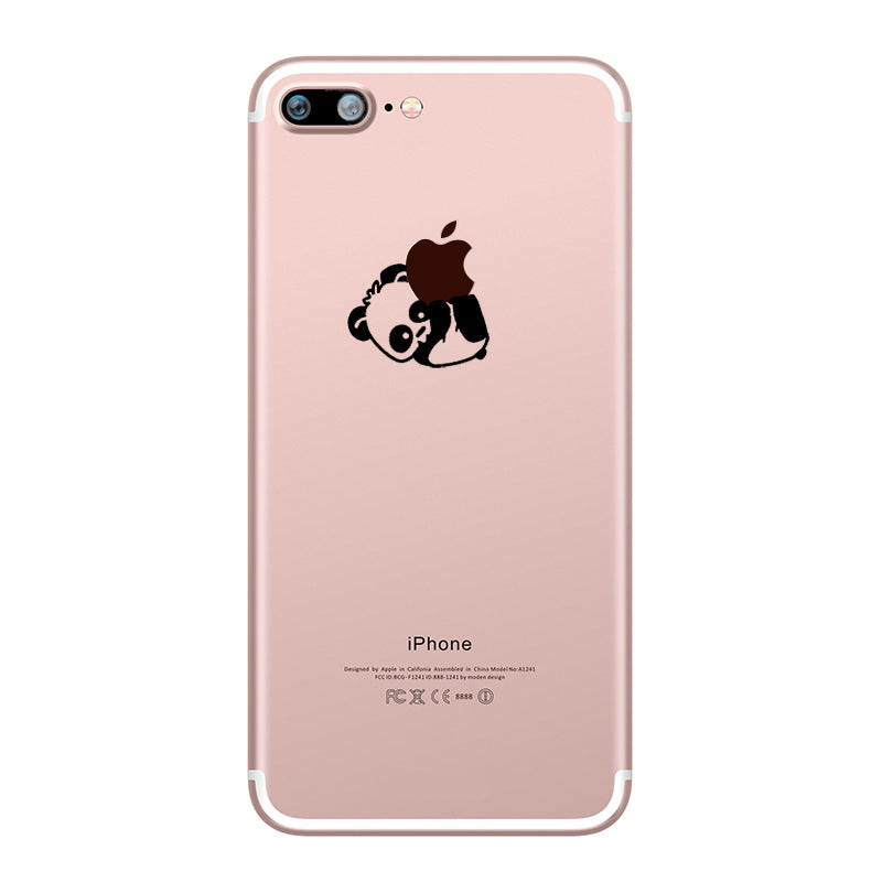 Coque iPhone 6s Panda Petit Panda