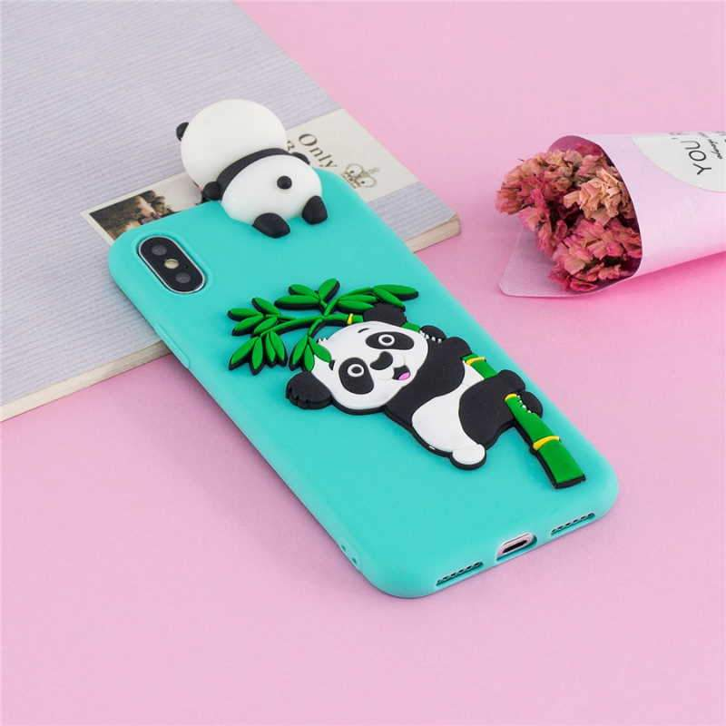 Coque iPhone Kawaii Petit Panda