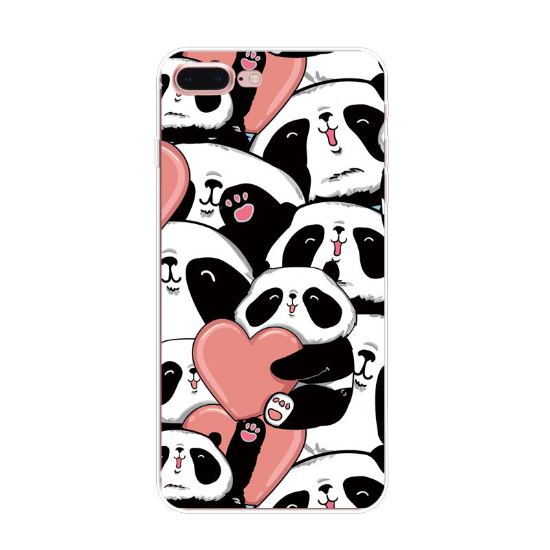 Coque Kawaii iPhone Petit Panda