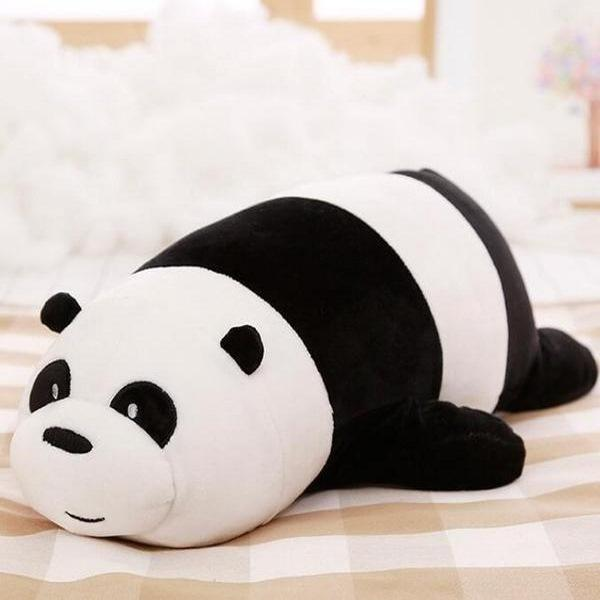 Coussin Peluche <br> Pandotarie