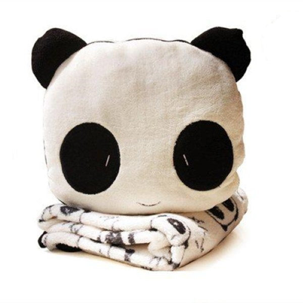 Bouillotte Panda <br> Plaid Panda Adulte