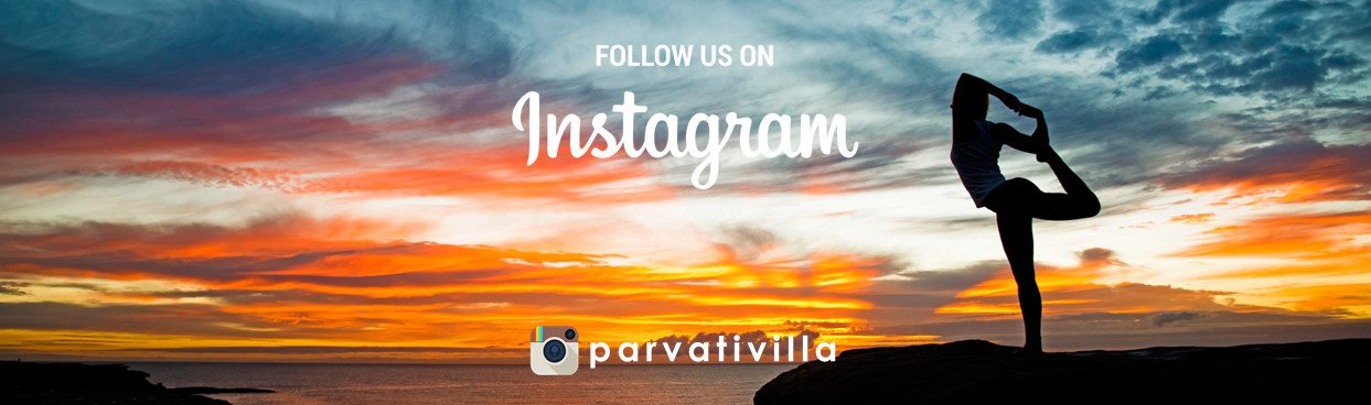 Follow Parvati Villa on Instagram!