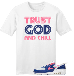 Trust GOD and chill - womens