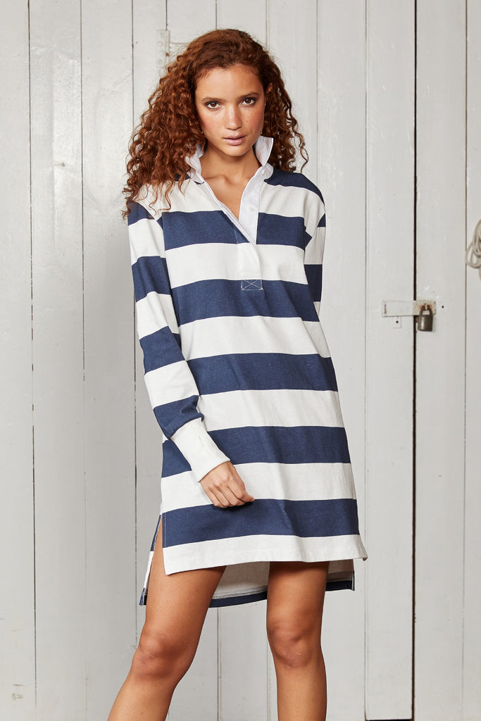 FOR LOVE OR MONEY RUGBY DRESS.