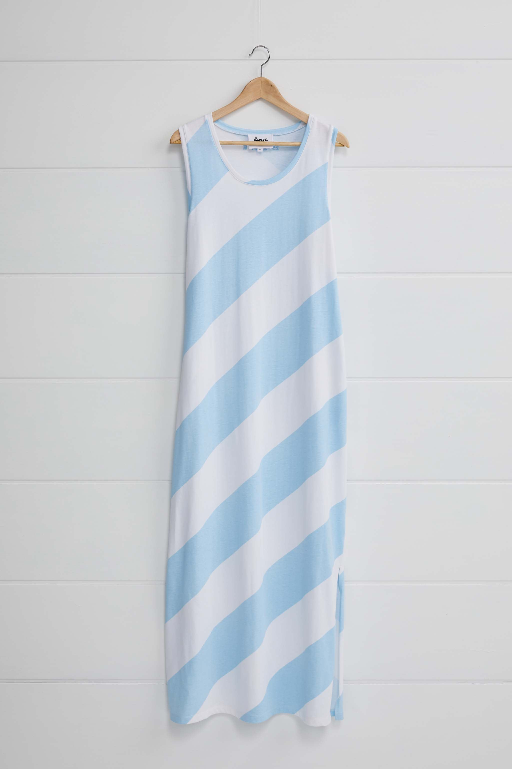 SEE YOU AT THE SLSC TANK MAXI DRESS
