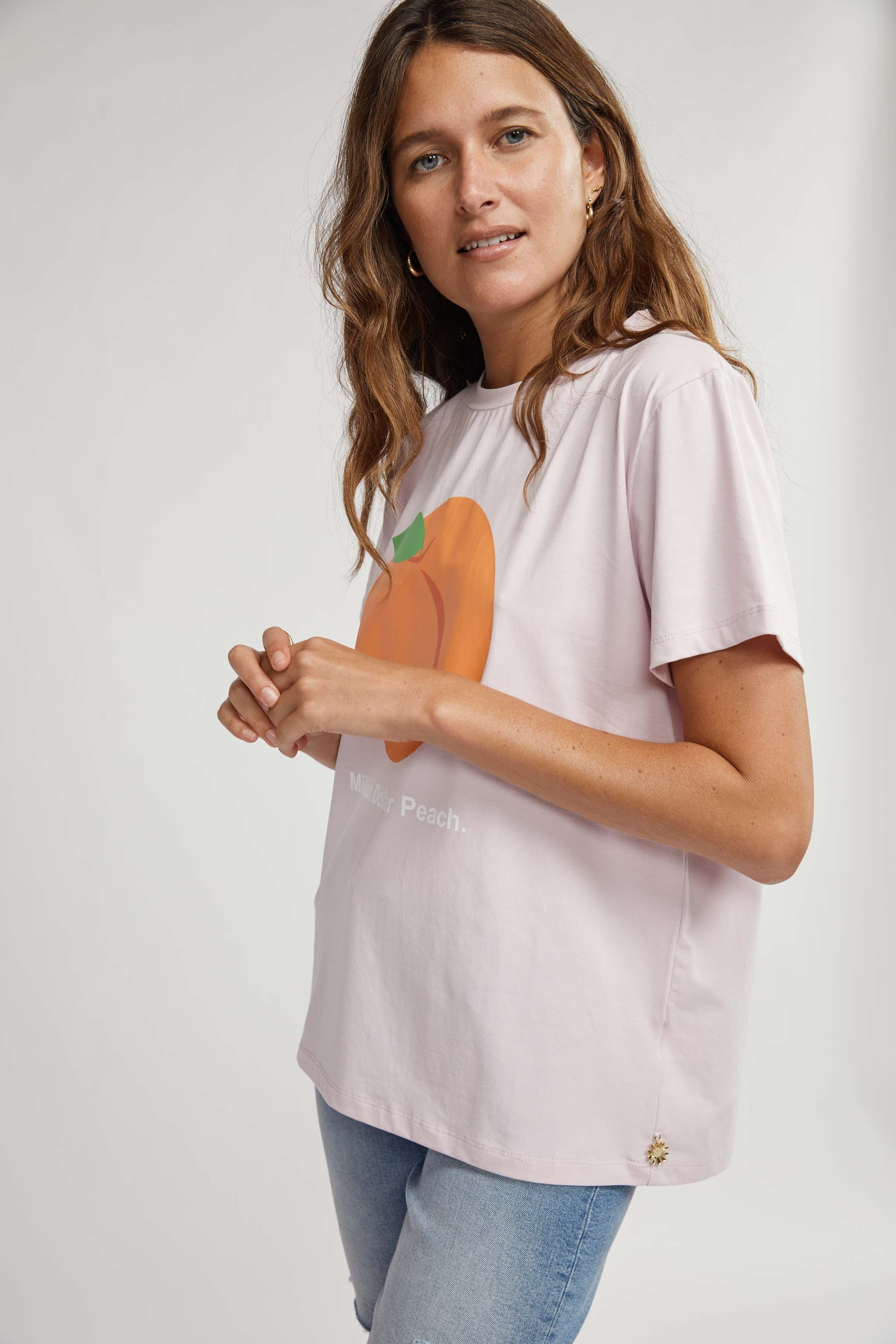 MILLION DOLLAR PEACH T-SHIRT