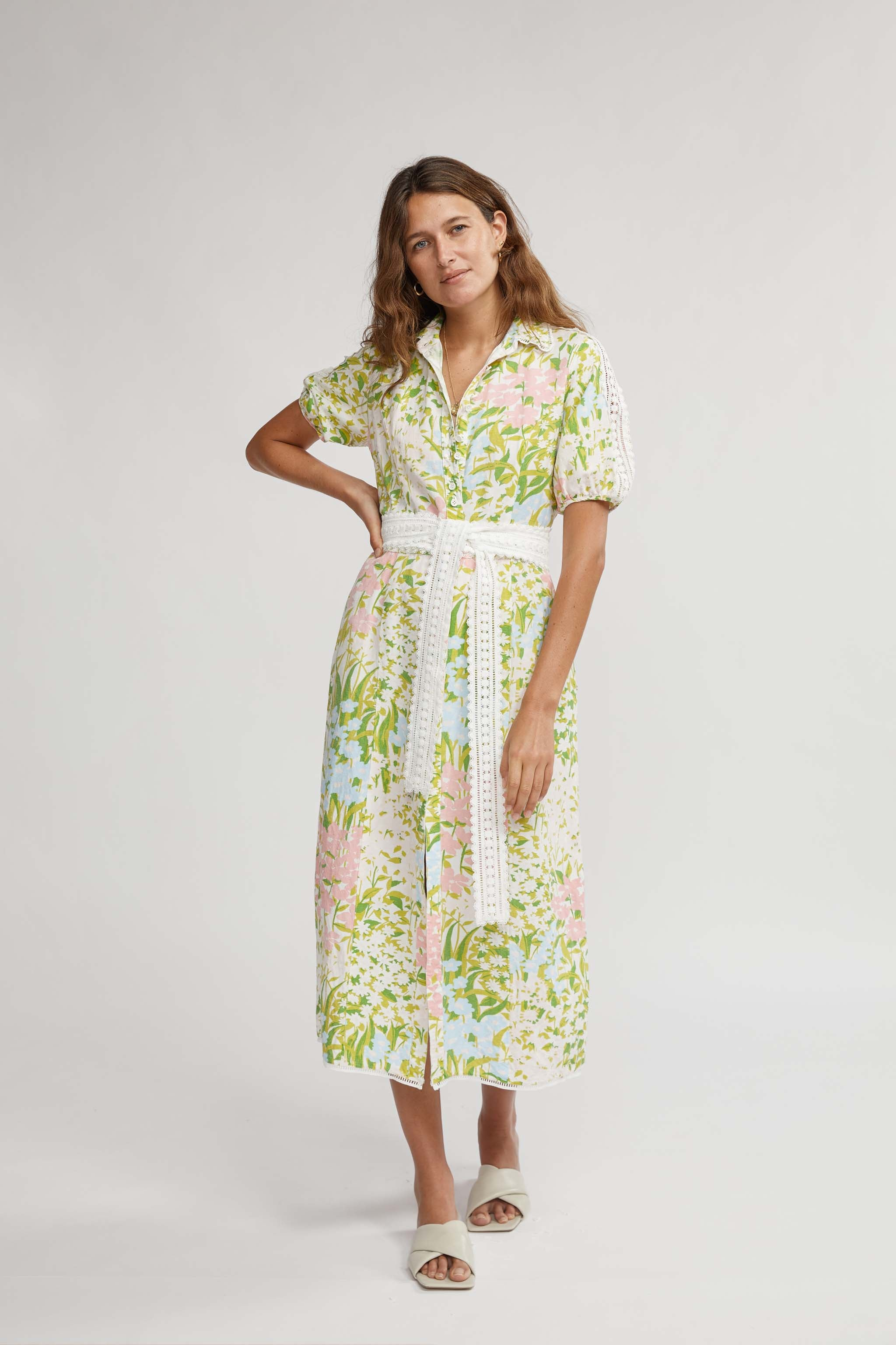 MILL FARM SHIRT DRESS