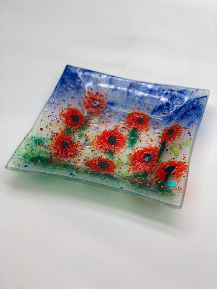 Poppies Dish
