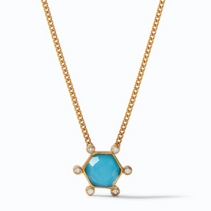 Cosmo Solitaire Necklace