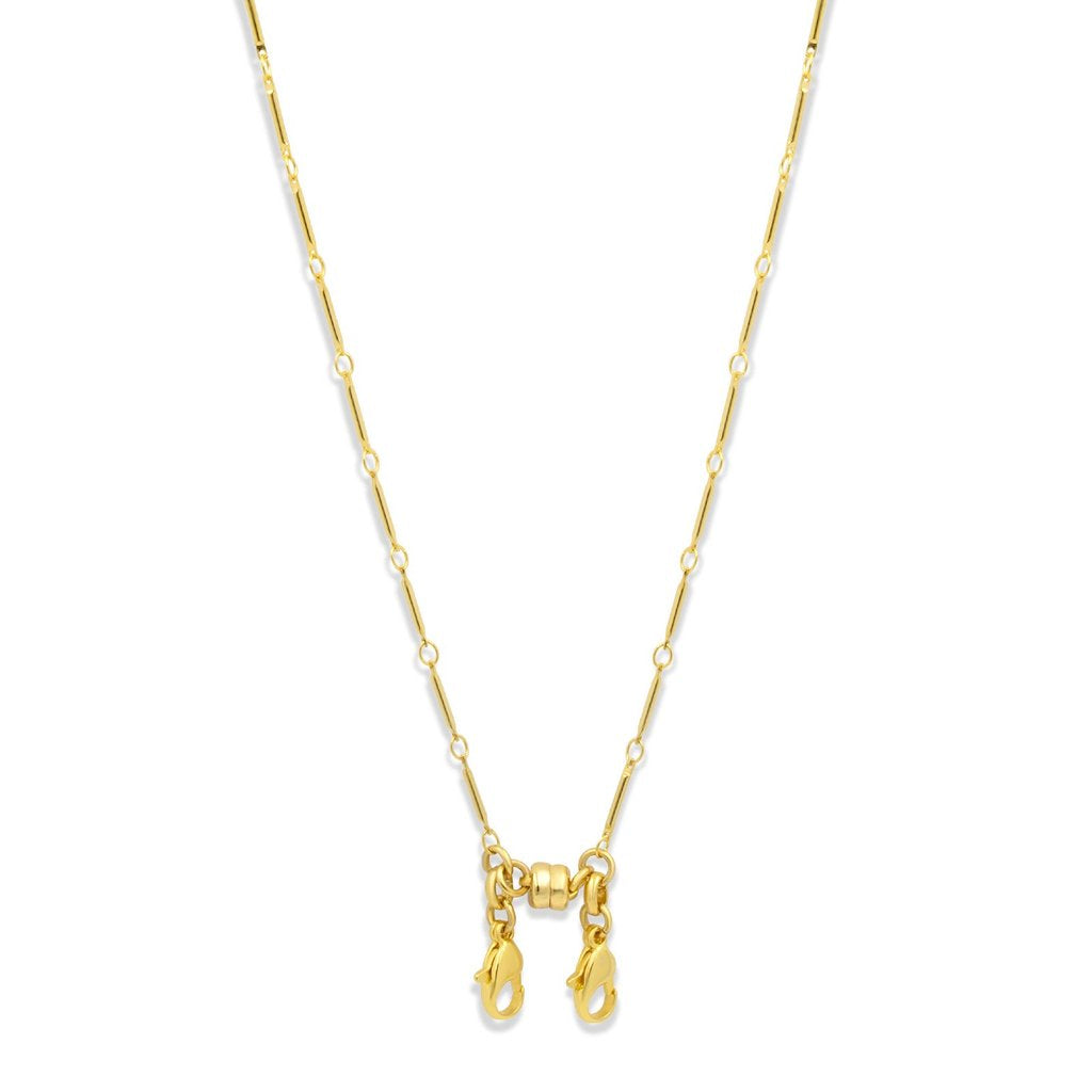 Convertible Station Necklace Chain
