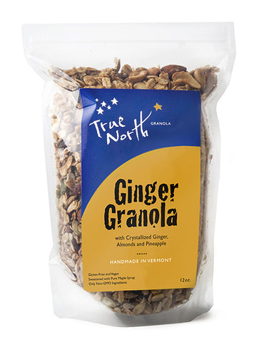 True North Ginger Granola