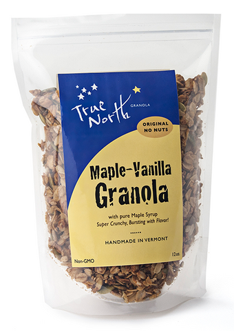 True North Original Maple Vanilla Granola