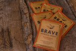 Brave X Steeped single cup bags (10 count box)