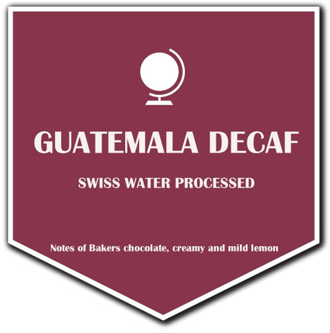 House Decaf SWP  (12 oz)
