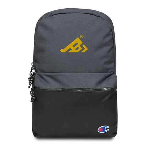 Embroidered Champion Backpack X A Beautiful Struggle, Inc.