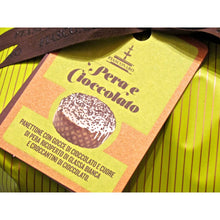Load image into Gallery viewer, Fiasconaro Panettone with Chocolate and Pear 1 kg