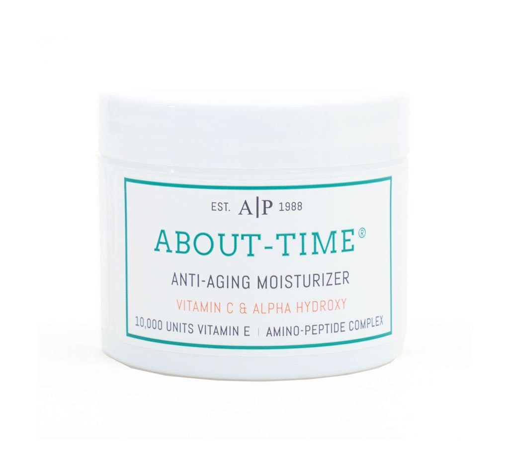 About-Time - Anti-Aging Moisturizer