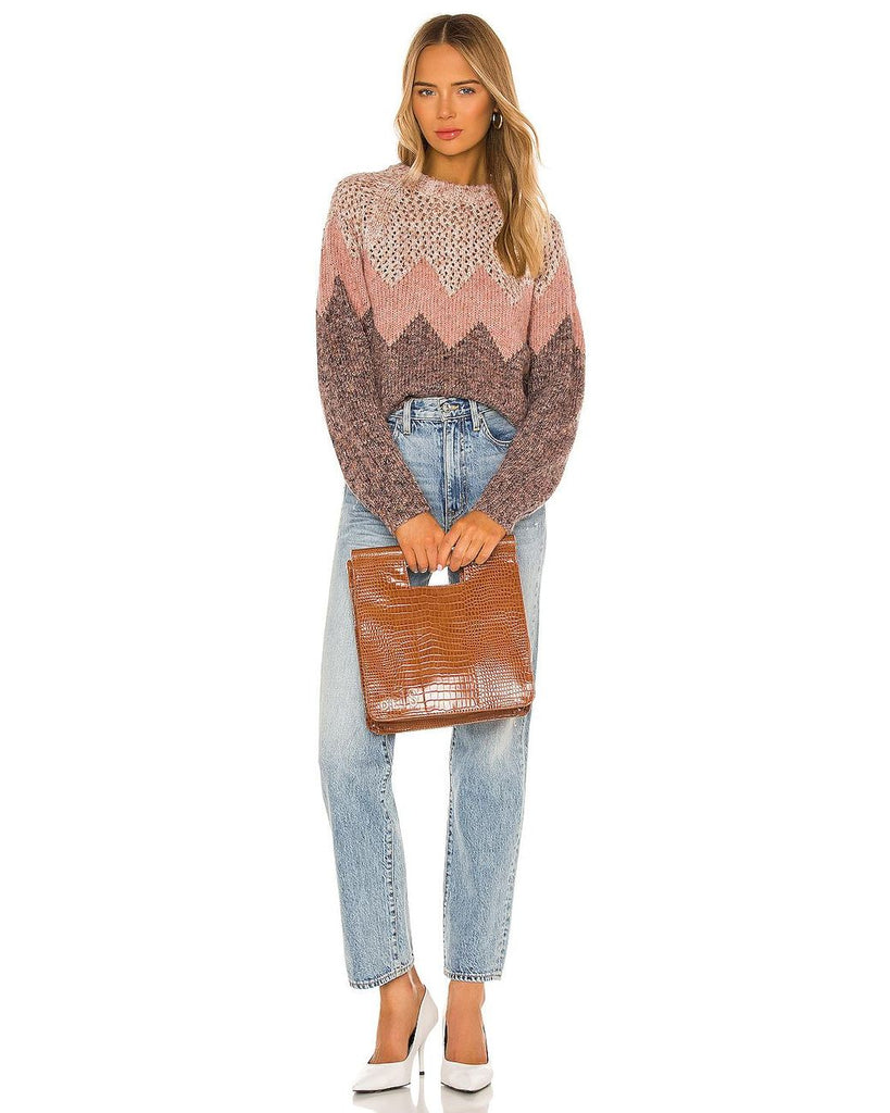Joie Mikah Sweater in Pink Sand